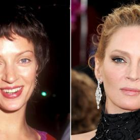Happy 44th Birthday, Uma Thurman! See the Star's Beauty Transformation