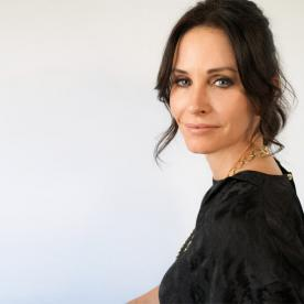 Courteney Cox: Confessions of a Chronic Pillow Fluffer - and First-Time Director