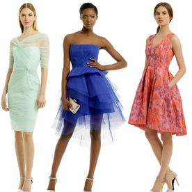 Monique Lhuillier's Rent the Runway Collection Will Make You the Best-Dressed Guest