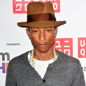 3 Questions Pharrell Williams Asks Himself When Getting Dressed in the Morning