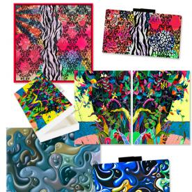 Fashion and Art Unite with This Vibrant New Collection of Clutches
