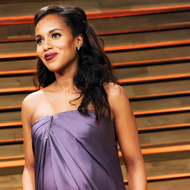 Kerry Washington and Husband Welcome a Baby Girl