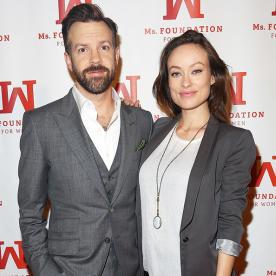 Olivia Wilde Glows On the Red Carpet 11 Days After Giving Birth
