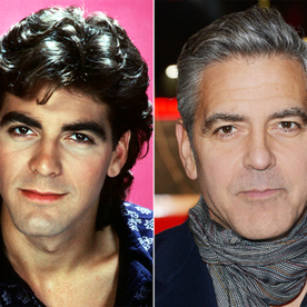 Happy 53rd Birthday, George Clooney! From a Mullet to a Full-Grown Beard, See the Actor's Best Hair Moments
