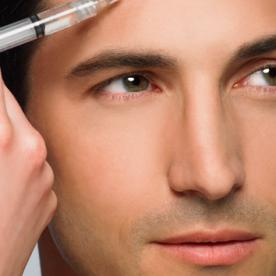 Brotox Cosmetic Treatments For Men Has Become A Booming Biz