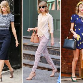 19 Taylor Swift Street Style Looks To Love, Recreate and Get Inspired By!