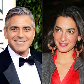 Lunchtime Links: George Clooney and Amal Alamuddin Celebrate Their Engagement, Plus More Must-Reads