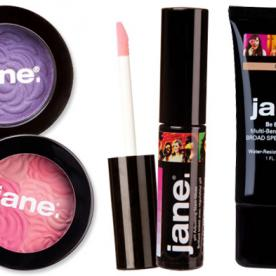 Calling All '90s Babies: Jane Cosmetics Is Back!