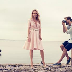 Kate Hudson is Absolutely Gorgeous in Her New Ads for Ann Taylor