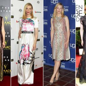 Happy Birthday to Cate Blanchett! See Her Glam Red Carpet Looks