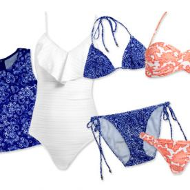 Shoshanna Makes Waves with a Club Monaco Swimwear Collaboration