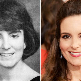 Happy Birthday, Tina Fey! See How The Brunette Beauty Has Transformed Through the Years