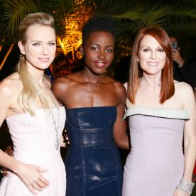 Lupita Nyong'o, Naomi Watts, and Julianne Moore Dazzle at Calvin Klein Party in Cannes