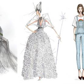 The Wizard of Oz Gets a High-Fashion Makeover on Its 75th Anniversary