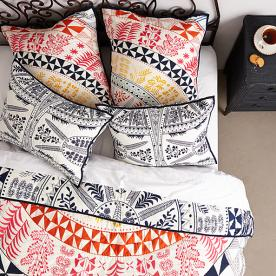 Launch You'll Love: Mara Hoffman's Print-Filled Home Collection for Anthropologie