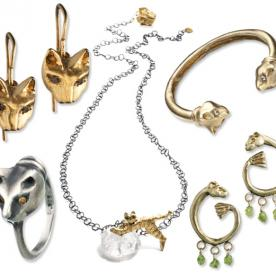 What's Right Meow: These Ornate Accessories Are Earth and Feline Friendly