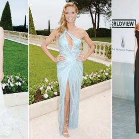 See the Best Looks from the Cannes: amfAR Cinema Against Aids Gala
