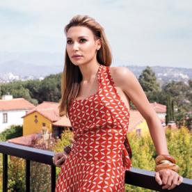 Plunge Into a Pool Party with Exclusive Tips from Glee's Naya Rivera