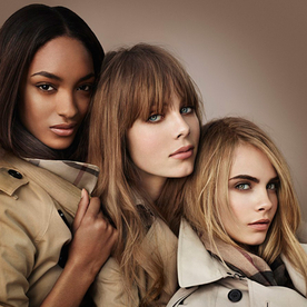 Talk About a Couture Complexion! Burberry Is Launching a Skincare Line