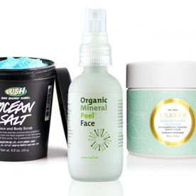 Phase Out Plastic Microbeads From Your Skincare Routine With These Natural Scrubs