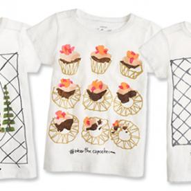 Illustrator Donald Robertson's J. Crew T-Shirt Designs for Kids Are Simply #Adorable