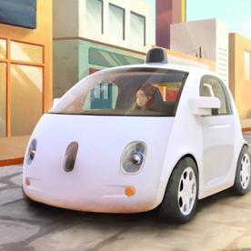Lunchtime Links: Get a Sneak Peek at Google's New Self-Driving Car, Plus More Must-Reads