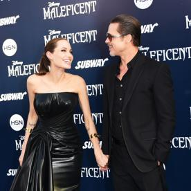 5 Reasons Why Angelina Jolie Captivated Us at Last Night's Maleficent Premiere