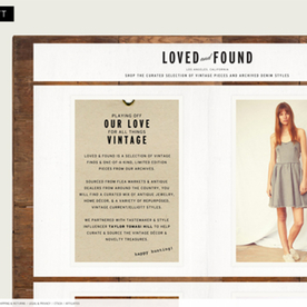 Love at First Site: Spot Your Next Cool Vintage Find Through Current/Elliott's New Launch