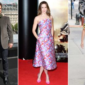 Emily Blunt Does Prints Right: See Her Delightful Trio of Floral Frocks