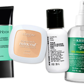 10 Shine-Control Products for Summer