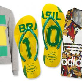Score Major 2014 World Cup Style Points with These Soccer-Centric Collabs