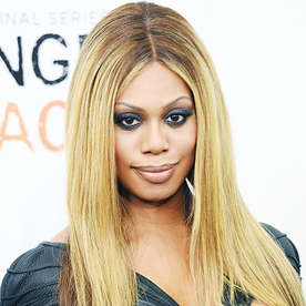 Orange Is the New Black's Resident Hairstylist (and Breakout Star) Laverne Cox Is Our New Beauty Idol