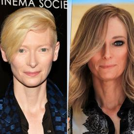 Is That You, Tilda Swinton? You'll Never Believe the Star's Dramatic Makeover!