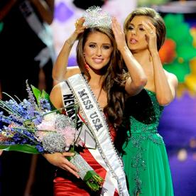 Meet the Newly Crowned Miss USA 2014, Nia Sanchez of Nevada