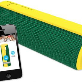 Tech, Yeah! World Cup Brazil–Inspired Speakers, Plus an Exclusive Playlist to Match