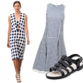 #HowToWearIt: The Check Print