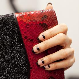 Manicure Inspiration: Try Your Luck At Our Friday the 13th Nail Art