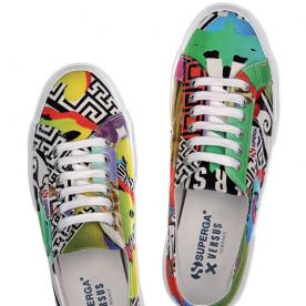 Take a 360-Degree Look at the New Versus Versace x Superga Sneaker