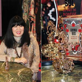 Exclusive! Anna Sui Spills the Details on Her Most Personal Fragrance Yet