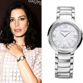 #RocksMyWorld: Mad Men's Jessica Paré Dishes on Her New Favorite Arm Candy