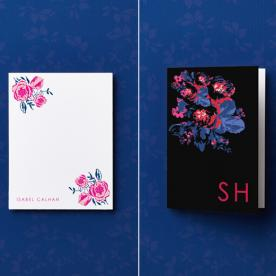 High Notes: Check Out Charlotte Ronson's Playful New Stationery