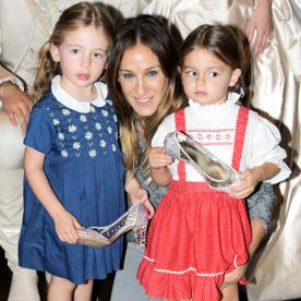 Happy Birthday, Marion and Tabitha! SJP's Adorable Twins Turn Five Today