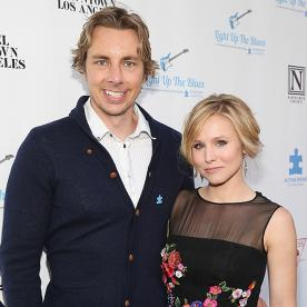 """Kristen Bell and Dax Shepard Are Expecting (P.S. Their Baby Will Not Be Named """"Blueberry Pancakes"""")"""