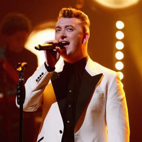 "You'll Want to Listen to Sam Smith's Cover of Whitney Houston's ""How Will I Know"" All Day Long"