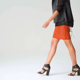 Real-Time Fashion: Hit a Home Run With the Sporty Trend