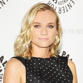 Get the Look: Diane Kruger's Flawless Beachy Waves