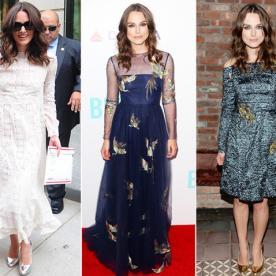 Keira Knightley Affirms That She Is One Stylish Triple Threat