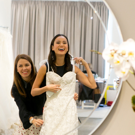 It's Confirmed! Find Out Who Will Design Jamie Chung's Wedding Gown