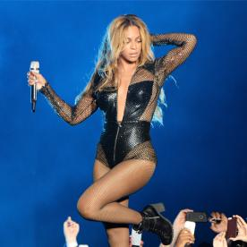 Another Reason Beyoncé Is Queen: The Star Tops the 2014 Forbes Celebrity 100 List