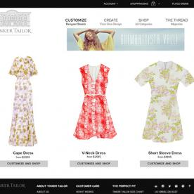 Love at First Site: Tinker Tailor Lets You Customize Luxury Designer Clothes